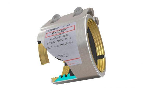 Teekay® Axilock Plastlock