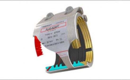 Teekay® Axilock Plastlock Adaptor